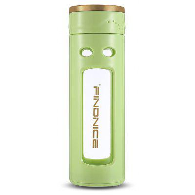 FINDNICE FNB - 0122 Glass Water Bottle