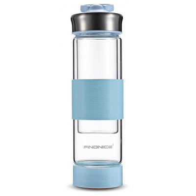 FINDNICE FNB - 0124 Glass Water Bottle