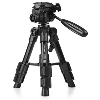 Zomei Q100 Aluminum Alloy Mini Travel Tabletop Tripod