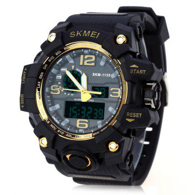 SKMEI 1155 Men LED Digital Quartz Watch
