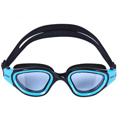 Whale Adult Anti-fog UV Protection Swimming Glasses