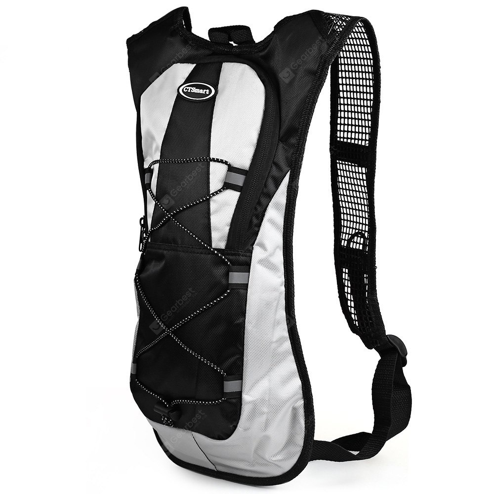 CTSmart Outdoor Multifunctional 5L Hydration Backpack Water Bag