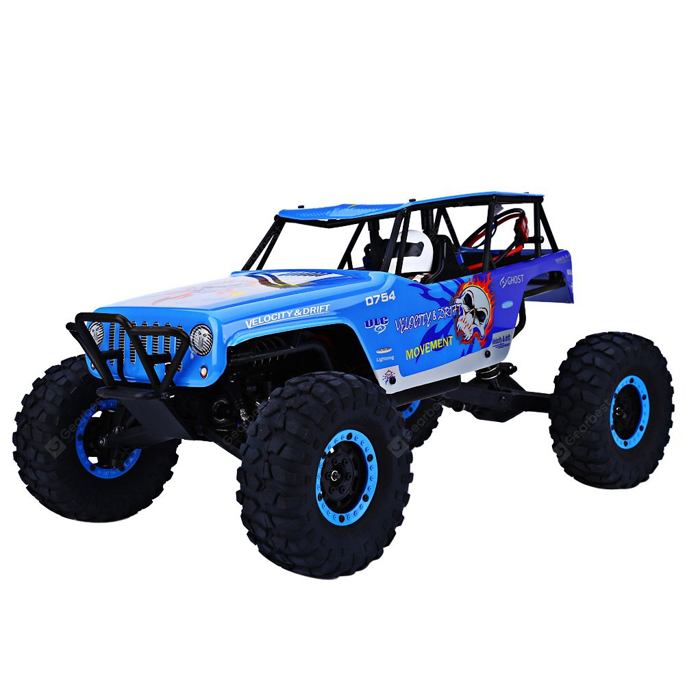 WLtoys 10428A RC Electric Wildtrak