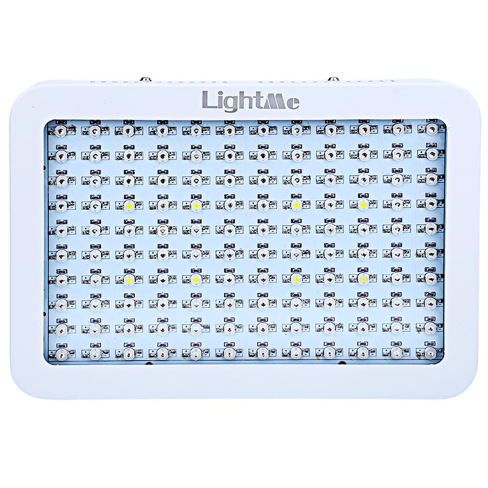 Lightme 600W ( True 220W ) LED Grow Light - $92.09 Free Shipping ...