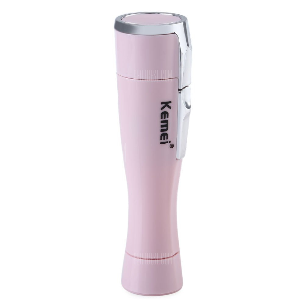 Kemei KM - 1012 Lady Mini Electric Shaver Hair Remover