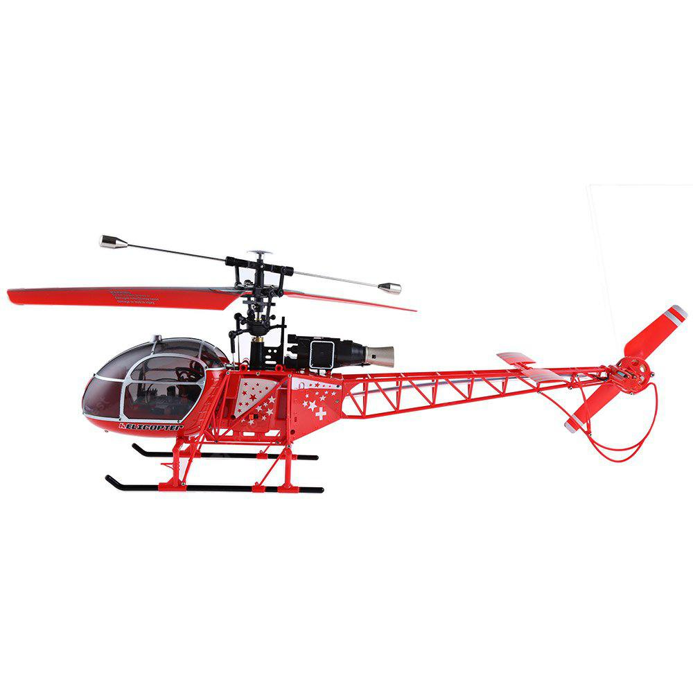 WLtoys V915 Lama 4CH 2.4G 6 Axis Gyro RC RTF Helicopter