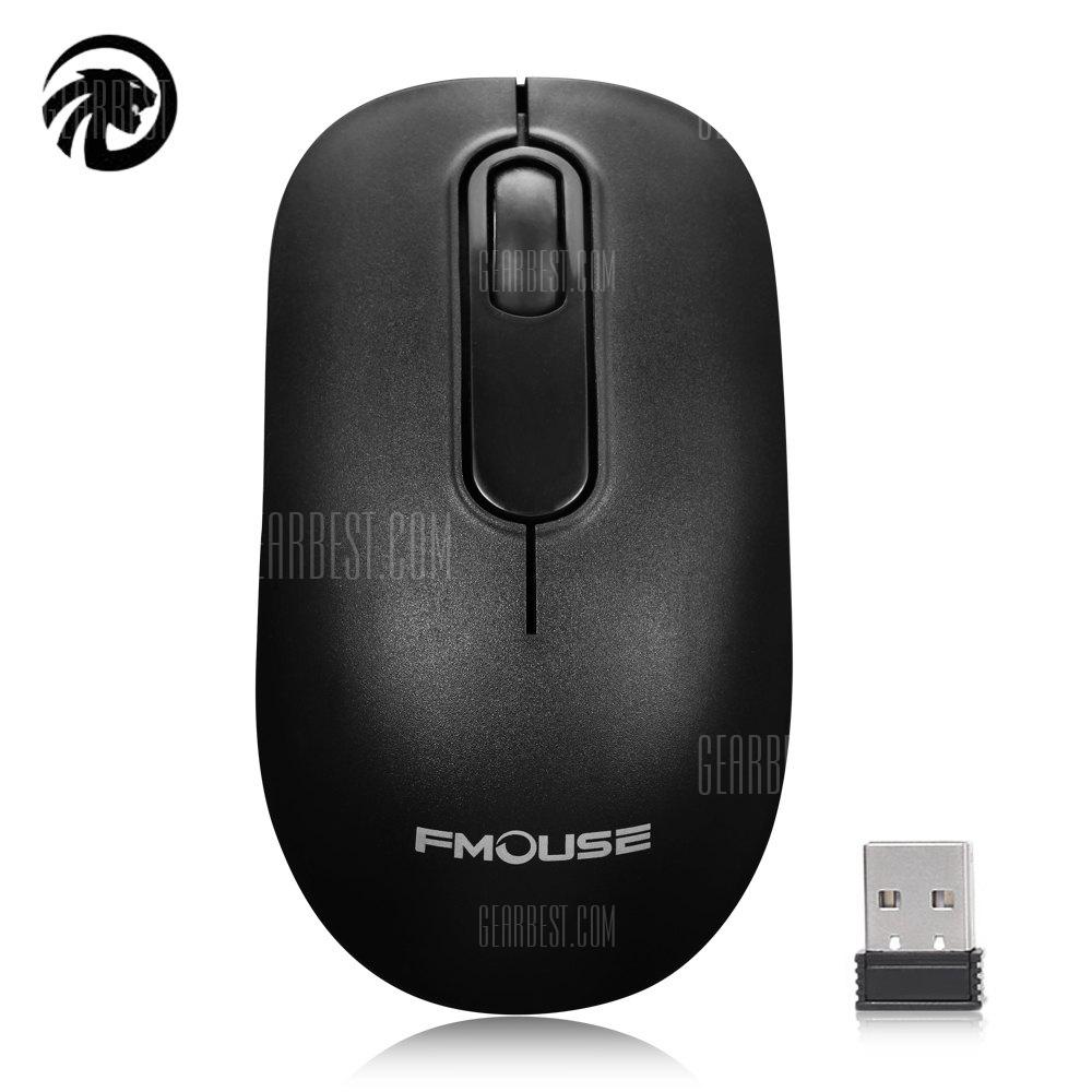 FMOUSE 2.4GHz Wireless Ergonomic Design Mouse - ДЛЯ НОВЫХ ПОКУПАТЕЛЕЙ