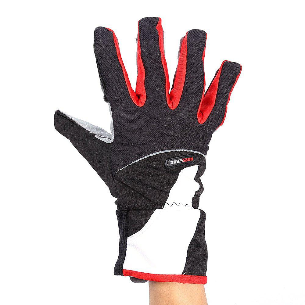 Robesbon Paired Cycling Warm Protection Full Finger Glove