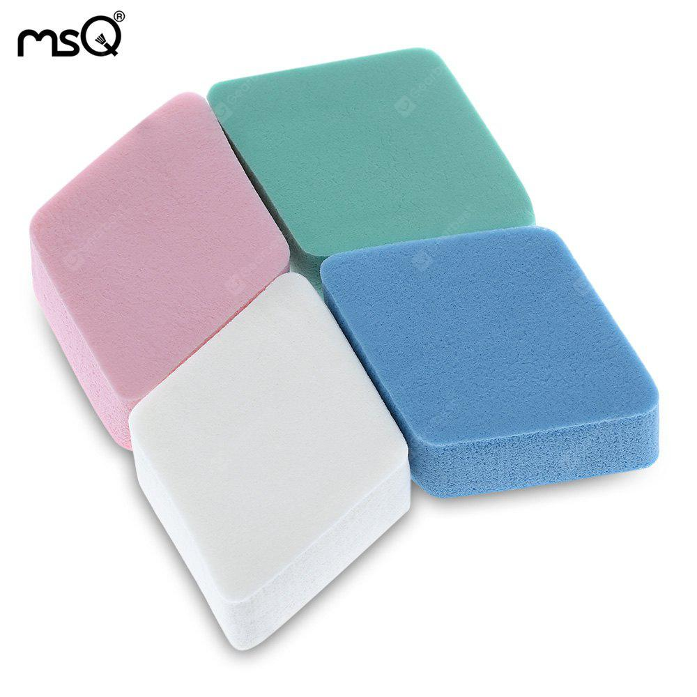 MSQ 4pcs Rhombus Powder Puff