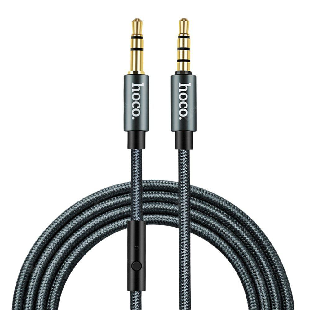 HOCO UPA04 Noble Sound Series 3.5mm AUX Audio Cable 1M