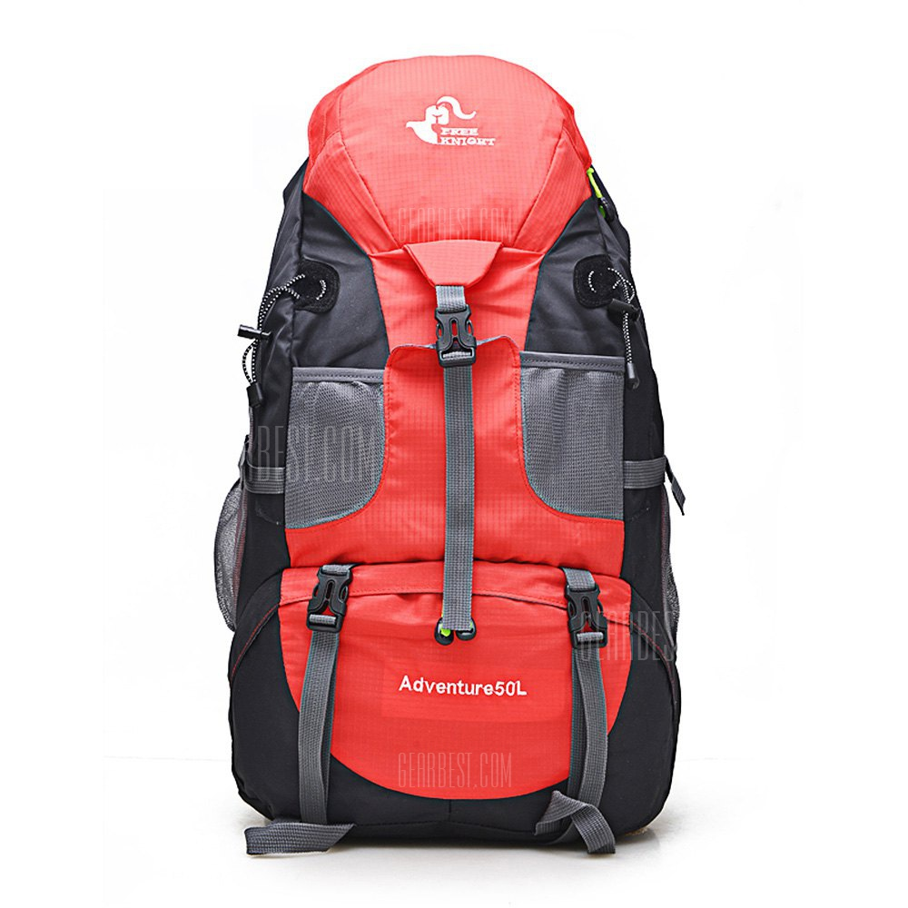 RED FREEKNIGHT FK0396 Waterproof Backpack Shoulder Bag
