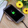 Android Devices Wireless Charger Receiver Wide Top and Narrow Bottom Type - BLACK