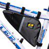 Buy Yanho Outdoor Cycling Bag Front Frame Triangle Pouch GRAY