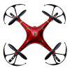 Huanqi 894 2.4G 4CH 6-Axis Gyro Quadcopter - ROJO