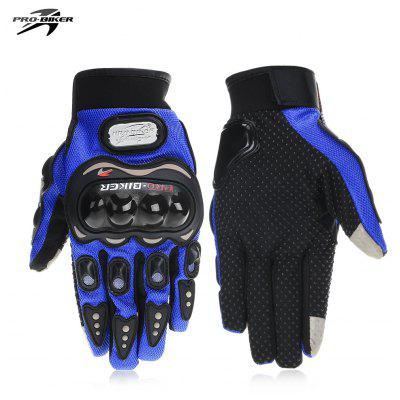 Buy BLUE L PROBIKER MCS 01C Motorcycle Racing Gloves for $8.17 in GearBest store