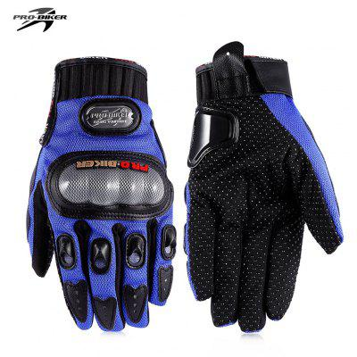 Buy BLUE XL PROBIKER MCS 01A Motorcycle Racing Gloves for $8.28 in GearBest store