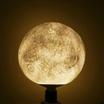 G13 3D LED Magical Moon Pendant Light