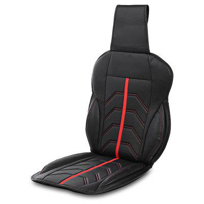TIROL PU Leather Front Car Seat Cushion