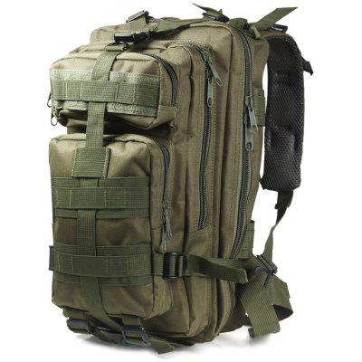 30L Outdoor Military 3P Backpack - ARMY GREEN