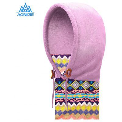 AONIJIE Skiing Keep Warm Mask Windproof Motorcycling Scarf