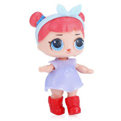 Magic Egg Mystery Dolls with SurpriseStuffed Cartoon Toys<br>Magic Egg Mystery Dolls with Surprise<br><br>Age Range: &gt; 3 years old<br>Material: Plastic<br>Package Contents: 1 x Doll Toy Set<br>Package Size(L x W x H): 11.00 x 11.00 x 11.00 cm / 4.33 x 4.33 x 4.33 inches<br>Package weight: 0.1500 kg<br>Product Size(L x W x H): 10.00 x 10.00 x 10.00 cm / 3.94 x 3.94 x 3.94 inches<br>Product weight: 0.1400 kg<br>Type: Baby Dolls