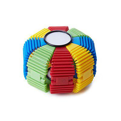 WowWee Magnaflex Magnetic Construction Traffic SetBlock Toys<br>WowWee Magnaflex Magnetic Construction Traffic Set<br><br>Age Range: &gt; 5 years old<br>Material: ABS<br>Package Contents: 1 x Magnetic Construction Kit<br>Package Size(L x W x H): 26.50 x 5.00 x 24.00 cm / 10.43 x 1.97 x 9.45 inches<br>Package weight: 0.6600 kg<br>Product weight: 0.0500 kg