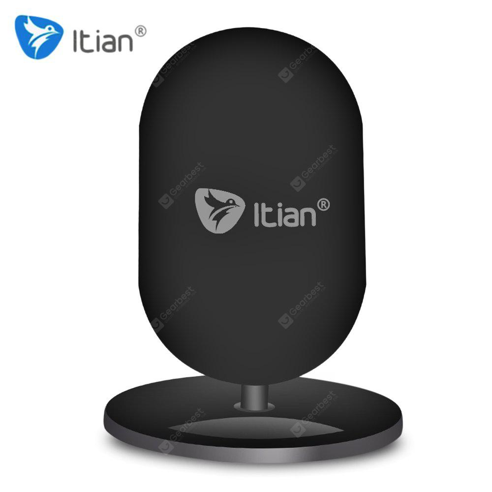 Itian M8 10w Qi Wireless Charging Pad Stand With Dual