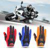 Riding Tribe CE - 12 Motorcycle Racing Gloves - BLUE