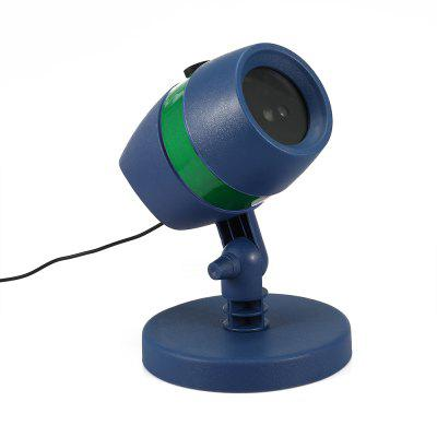 Waterproof Motion Laser Light Star Projector for Lawn Garden Wall Stage