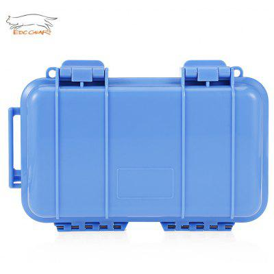 EDCGEAR Water Resistant Anti-shock Sealed Storage Case Box