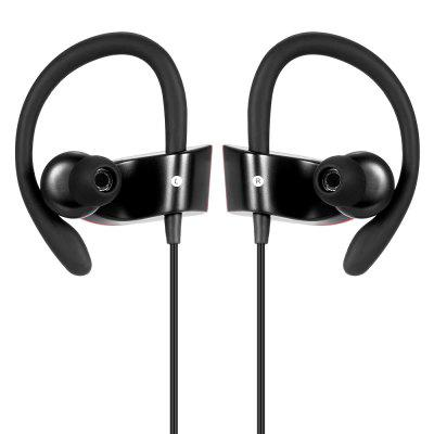 VEGGIEG V8 Wearable Sports Bluetooth 4.1 EarphonesEarbud Headphones<br>VEGGIEG V8 Wearable Sports Bluetooth 4.1 Earphones<br><br>Application: Working, Sport, Running, Gaming<br>Battery Capacity(mAh): 80mAh<br>Battery Type: Lithium-ion Polymer Battery<br>Battery Volatge: DC 5V<br>Bluetooth: Yes<br>Bluetooth Version: V4.1<br>Charging Time.: than 2 hours<br>Compatible with: Mobile phone, Computer<br>Connecting interface: USB<br>Connectivity: Wireless<br>Features: Portable<br>Frequency response: 20-2000Hz<br>Function: Answering Phone, Bluetooth, Microphone<br>Impedance: 32ohms<br>Material: Plastic<br>Music Time: 4 hours<br>Package Contents: 1 x Headphone, 1 x USB Cable, 1 x Bilingual Manual in English and Chinese, 3 x Ear Cap, 1 x Wire Clip<br>Package size (L x W x H): 11.50 x 11.50 x 4.50 cm / 4.53 x 4.53 x 1.77 inches<br>Package weight: 0.1000 kg<br>Plug Type: Bluetooth<br>Product weight: 0.0210 kg<br>Sensitivity: 96dB<br>Sound channel: Two-channel (stereo)<br>Standby time: 160 hours<br>Talk time: 4 hours<br>Type: In-Ear<br>Wearing type: In-ear with ear hook<br>WIFI: No<br>Working Time: 4 hours<br>Working Voltage: DC 5V
