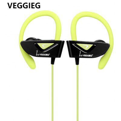 VEGGIEG V8 Wearable Sports Bluetooth 4.1 Earphones