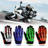 PROBIKER CE - 04 Motorcycle Racing Gloves - RED