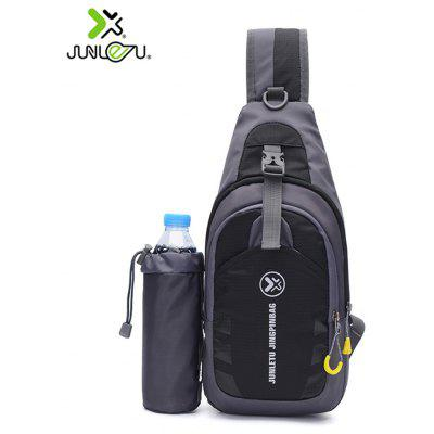 JUNLETU 1028 3L Traveling Chest Bag Single Shoulder Pack