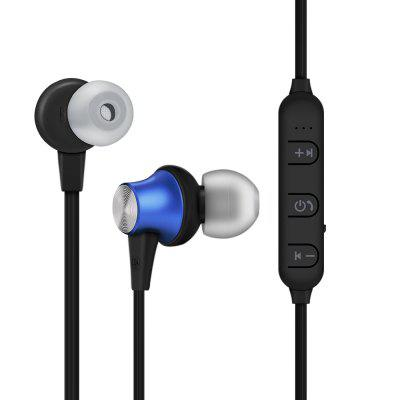 BOROFONE BE11 Magnet Attraction Bluetooth V4.1 HeadsetEarbud Headphones<br>BOROFONE BE11 Magnet Attraction Bluetooth V4.1 Headset<br><br>Communication: Wireless<br>Function: Bluetooth, Waterproof<br>Package Contents: 1 x Headset, 1 x USB Cable, 2 x Pair of Earmuffs, 1 x Multilingual User Manual<br>Package Size(L x W x H): 20.60 x 3.70 x 8.20 cm / 8.11 x 1.46 x 3.23 inches<br>Package weight: 0.0680 kg<br>Product Size(L x W x H): 60.00 x 1.20 x 2.50 cm / 23.62 x 0.47 x 0.98 inches<br>Product weight: 0.0145 kg<br>Style: In-Ear