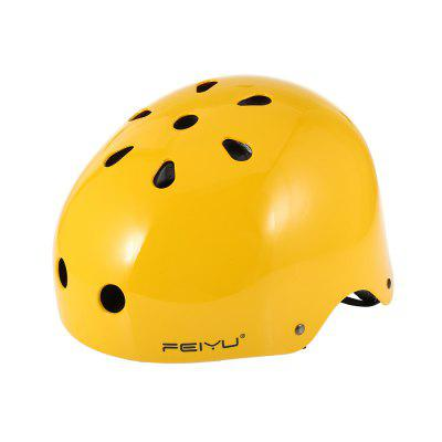 Safety Helmet for Cycling SkatingSkiing &amp; Snowboarding<br>Safety Helmet for Cycling Skating<br><br>Age: &gt;8 Years<br>Applicable People: Child<br>Material: ABS<br>Package Contents: 1 x Helmet<br>Package Size(L x W x H): 27.00 x 22.50 x 16.00 cm / 10.63 x 8.86 x 6.3 inches<br>Package weight: 0.4350 kg<br>Product Size(L x W x H): 26.00 x 21.50 x 15.00 cm / 10.24 x 8.46 x 5.91 inches<br>Product weight: 0.3870 kg<br>Season: Universal<br>Size: M<br>Sport: Skating,Skiing