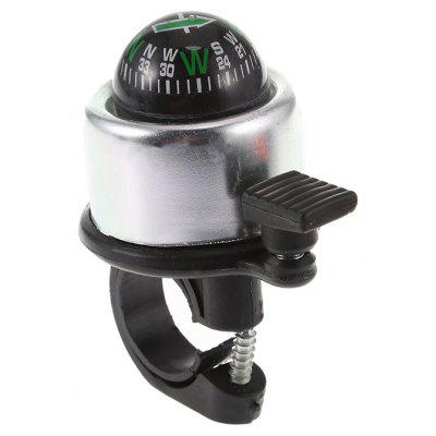 Bicycle Bell with Compass