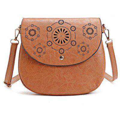 Guapabien Hollow Out Flap Women Crossbody Shoulder BagCrossbody Bags<br>Guapabien Hollow Out Flap Women Crossbody Shoulder Bag<br><br>Closure Type: Magnetic Closure<br>Embellishment: Hollow Out<br>Gender: For Women<br>Handbag Type: Crossbody bag<br>Main Material: PU<br>Occasion: Versatile<br>Package Contents: 1 x Crossbody Bag<br>Pattern Type: Solid<br>Style: Vintage<br>Weight: 1.0800kg<br>With Pendant: No