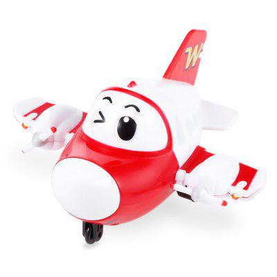 HUANQI Yunqi Inertia Plane 3PCS / Set Child Kid ToyBlock Toys<br>HUANQI Yunqi Inertia Plane 3PCS / Set Child Kid Toy<br><br>Age Range: &gt; 3 years old<br>Material: ABS<br>Package Contents: 3 x Inertia Plane<br>Package Size(L x W x H): 40.00 x 18.00 x 8.00 cm / 15.75 x 7.09 x 3.15 inches<br>Package weight: 0.5100 kg<br>Product weight: 0.2440 kg<br>Theme: Airplanes<br>Type: Cartoon