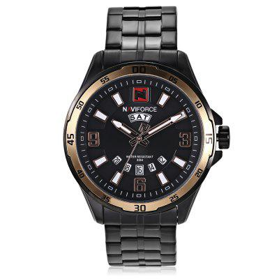 NAVIFORCE NF9106M Male Quartz Watch