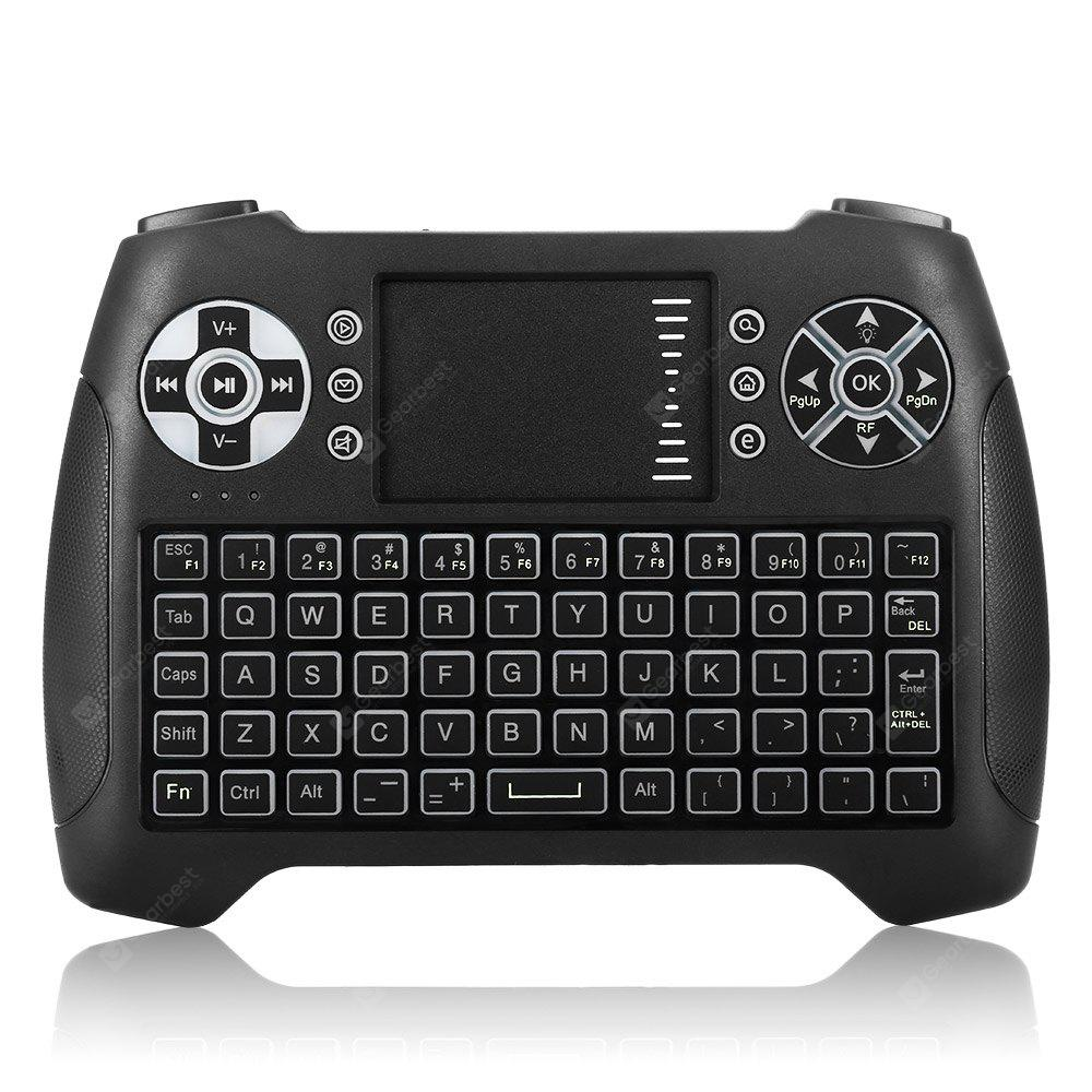 T16 Best Multipurpose Mini Wireless Keyboard with Receiver