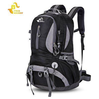 Buy BLACK FREEKNIGHT 0398 30L Hiking Climbing Camping Backpack for $19.78 in GearBest store