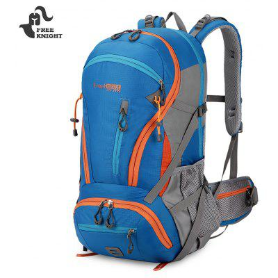 Buy BLUE FREEKNIGHT 0212 45L Molle Backpack Bag for $28.66 in GearBest store