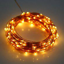 3M 30 LEDs Copper Wire Fairy String Light AA Battery