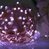 3M 30 LEDs Copper Wire Fairy String Light AA Battery - COOL WHITE LIGHT