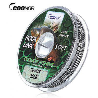 COONOR 20M Multifilament Casting Carp Skin Fishing Line
