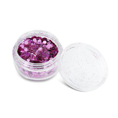 Nail Glitter Shiny Sequins Makeup Eye Shadow Face CosmeticNail Art Accessories<br>Nail Glitter Shiny Sequins Makeup Eye Shadow Face Cosmetic<br><br>Item Type: Nail Glitter<br>Package Content: 1 x Nail Glitter<br>Package Size ( L x W x H ): 3.80 x 3.80 x 2.00 cm / 1.5 x 1.5 x 0.79 inches<br>Package weight: 0.0120 kg<br>Product weight: 0.0120 kg