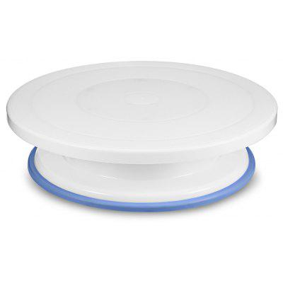 11 inch Plastic Cake Turntable Rotating Stand