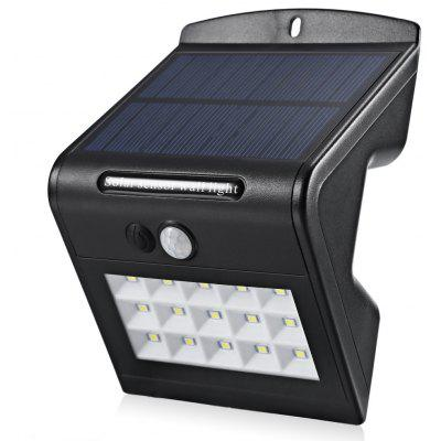 SLYY16 IP65 Solar Motion Sensor Wall Light
