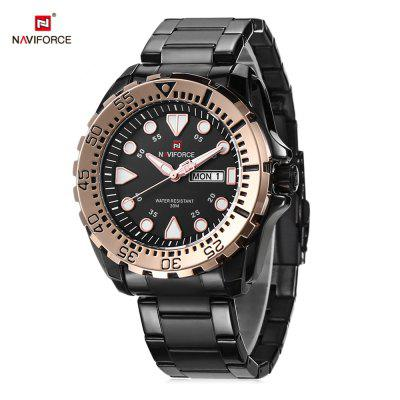 NAVIFORCE 9105 Male Quartz Watch